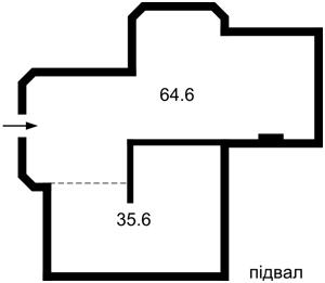 Дом H-48248, Луговая, Плюты (Конча-Заспа) - Фото 2