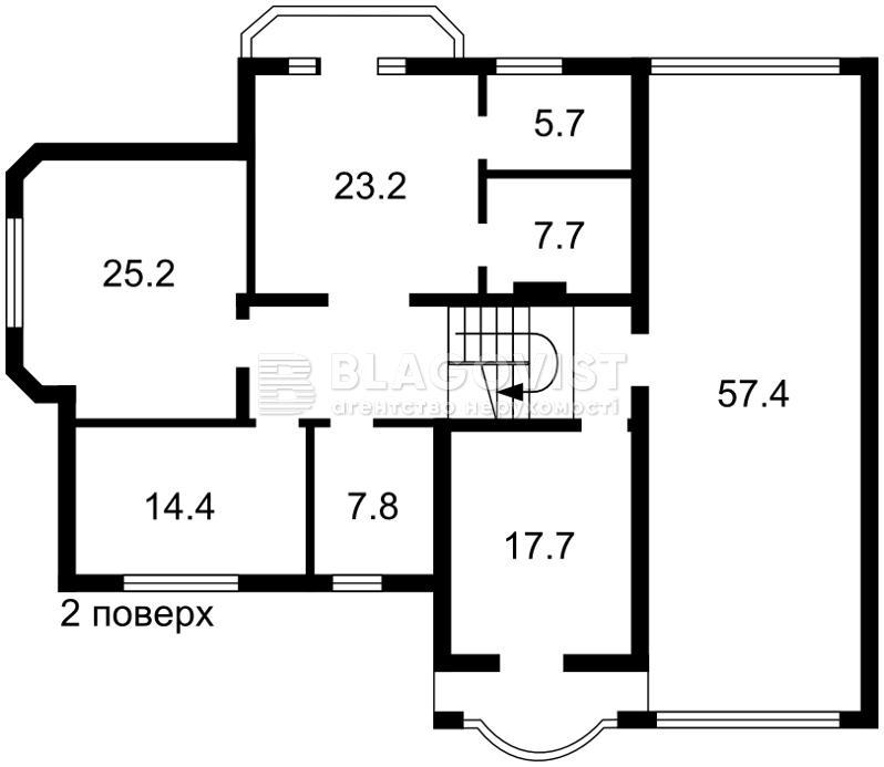 Дом H-48248, Луговая, Плюты (Конча-Заспа) - Фото 4