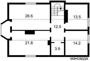 Будинок A-111559, Чорнобильська, Білогородка - Фото 4
