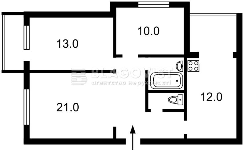 Квартира R-34944, Антоновича (Горького), 104, Киев - Фото 5