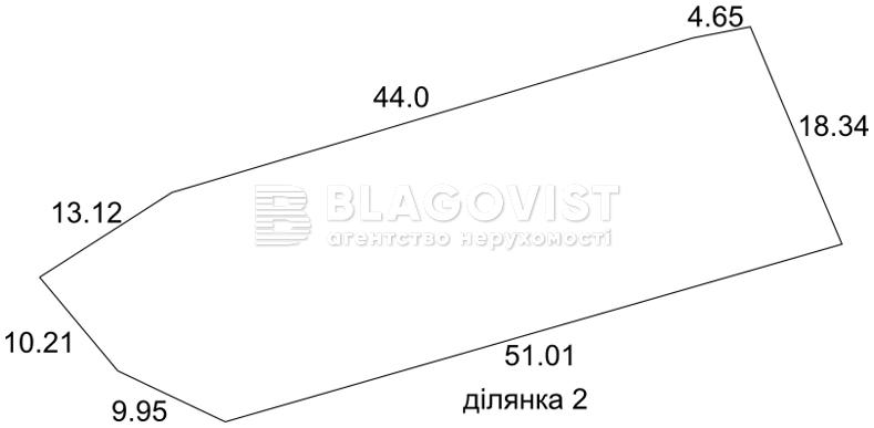 Земельный участок F-43849, Ленина, Перше Травня (Обуховский) - Фото 2
