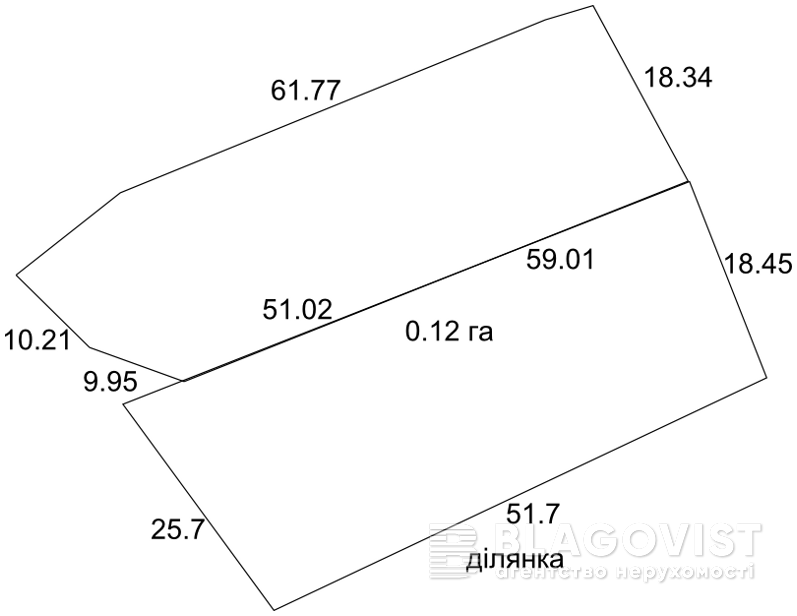 Земельный участок F-43849, Ленина, Перше Травня (Обуховский) - Фото 3