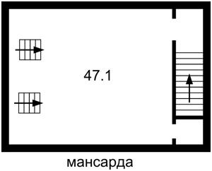 Отдельно стоящее здание, Ямская, Киев, F-43850 - Фото 4