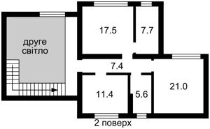 Будинок Шевченка, Лютіж, M-38040 - Фото 3