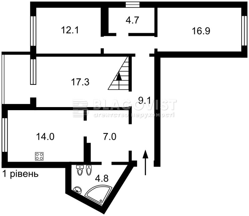 Квартира Z-709338, Григоренка П.просп., 16, Київ - Фото 5
