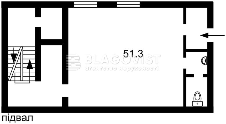 Нежилое помещение, Голосеевский проспект (40-летия Октября просп.), Киев, E-40141 - Фото 2