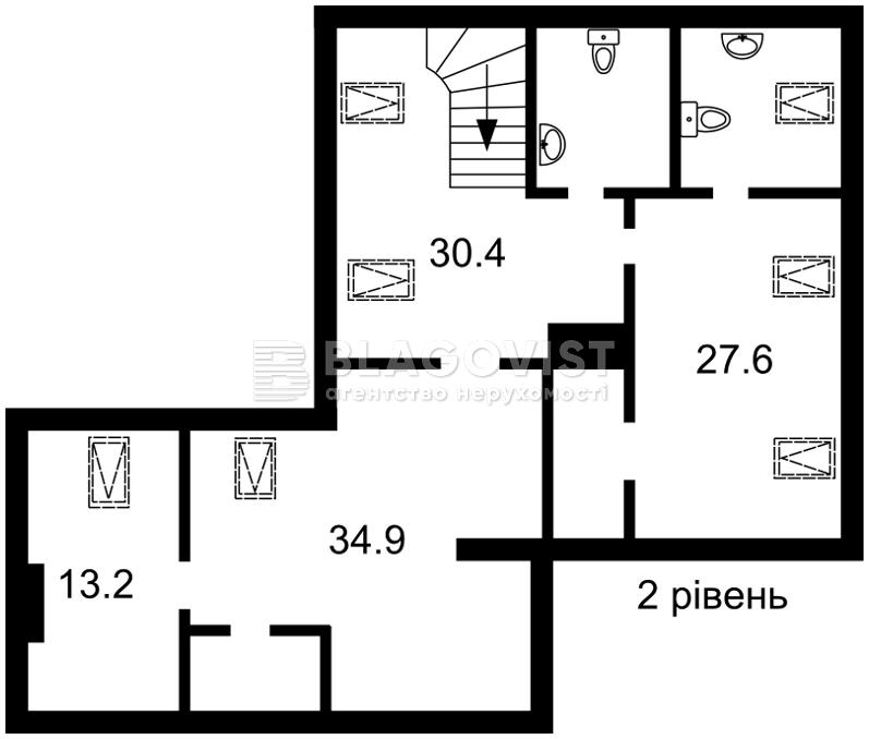 Квартира F-43889, Драгомирова, 10/10, Київ - Фото 6