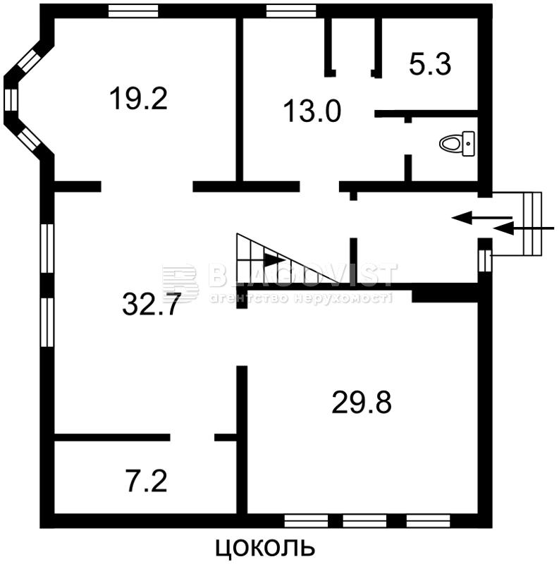 Дом M-37999, Пушкинская, Буча (город) - Фото 2