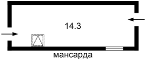Дом Пушкинская, Буча (город), M-37999 - Фото 5