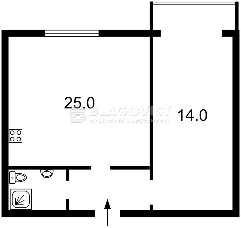 Квартира Z-223212, Антоновича (Горького), 59, Киев - Фото 4