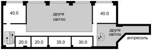 Офис, Гайдара, Киев, F-43904 - Фото 3