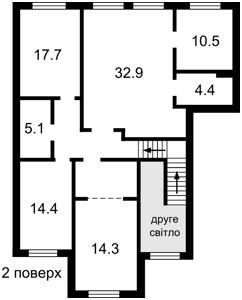 Дом Лебедевка (Вышгородский), R-35733 - Фото 3