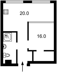 Квартира Жилянская, 68, Киев, Z-715743 - Фото2