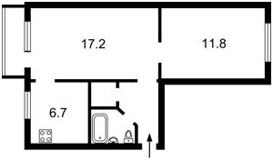Квартира Каунасская, 12, Киев, R-35373 - Фото 2