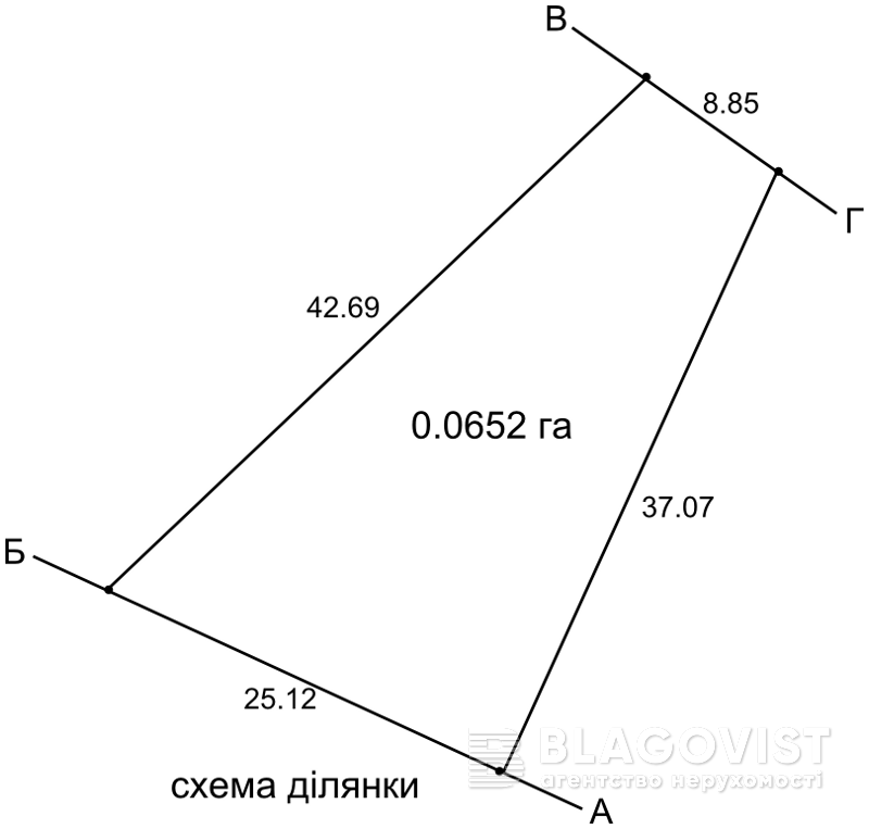 Земельный участок M-38178, Романков - Фото 1