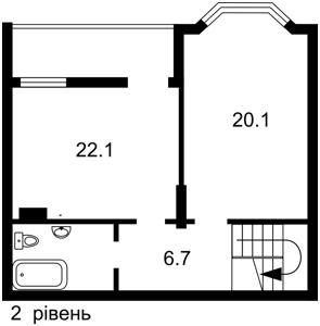 Квартира Z-717457, Дегтярная, 18, Киев - Фото 3