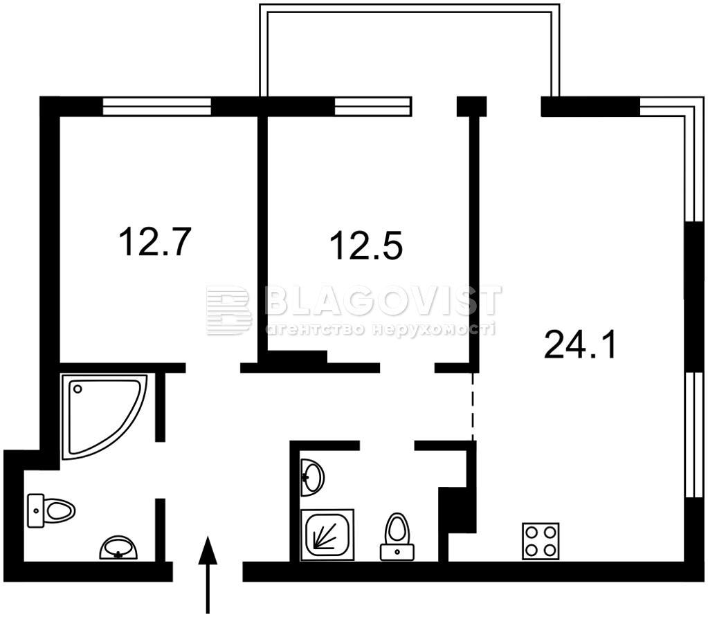 Квартира Z-722402, Джона Маккейна (Кудри Ивана), 7, Киев - Фото 6