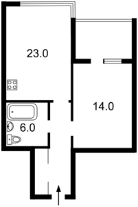 Квартира Джона Маккейна (Кудри Ивана), 7, Киев, H-48646 - Фото2
