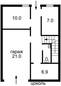 Будинок Заповітна, Київ, Z-537587 - Фото