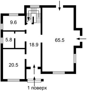 Дом Набережная, Вишенки, F-44101 - Фото 2