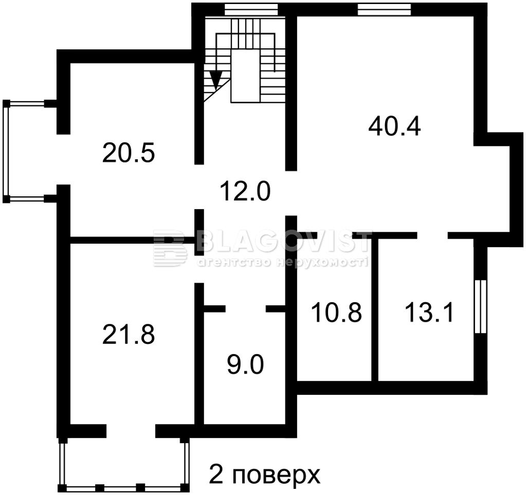 Дом F-44101, Набережная, Вишенки - Фото 5