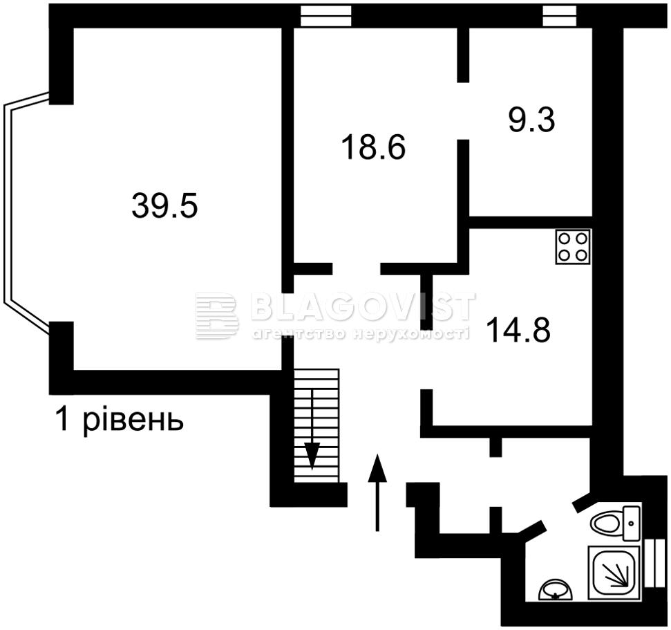 Квартира M-38244, Антоновича (Горького), 19/21, Київ - Фото 4