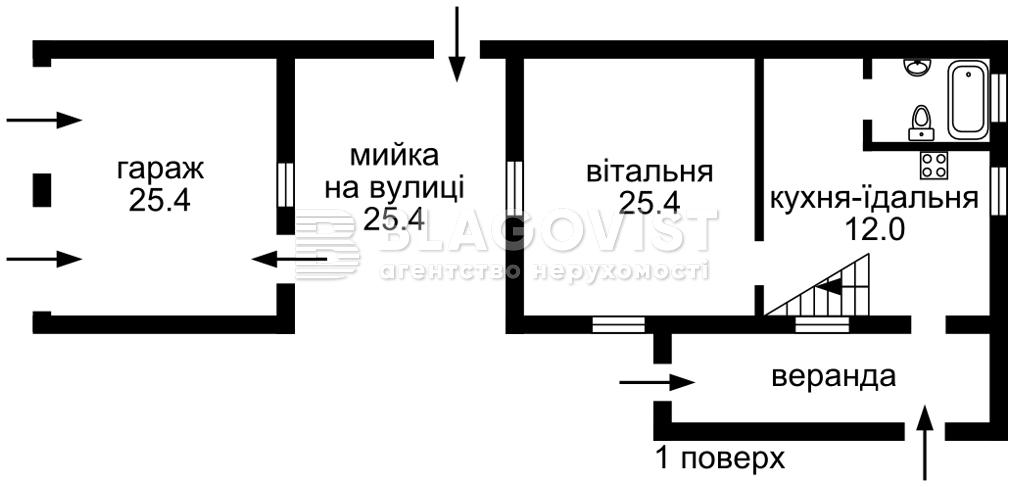 Дом E-40388, Садовая (Осокорки), Киев - Фото 5