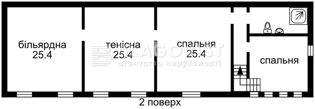 Дом E-40388, Садовая (Осокорки), Киев - Фото 6