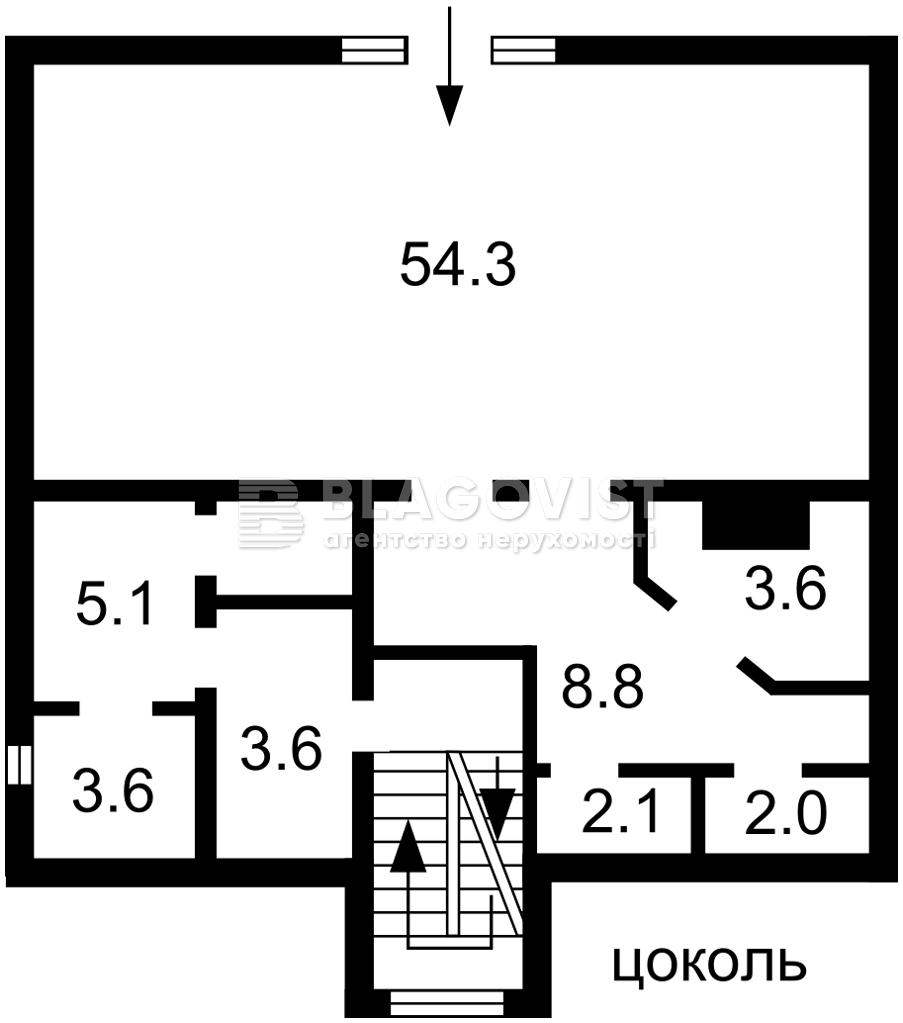 Будинок H-48857, Глеваха - Фото 3