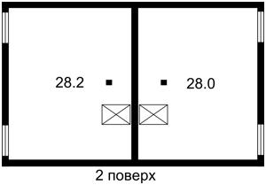 Дом A-111804, 1-го Мая, Новые Петровцы - Фото 9