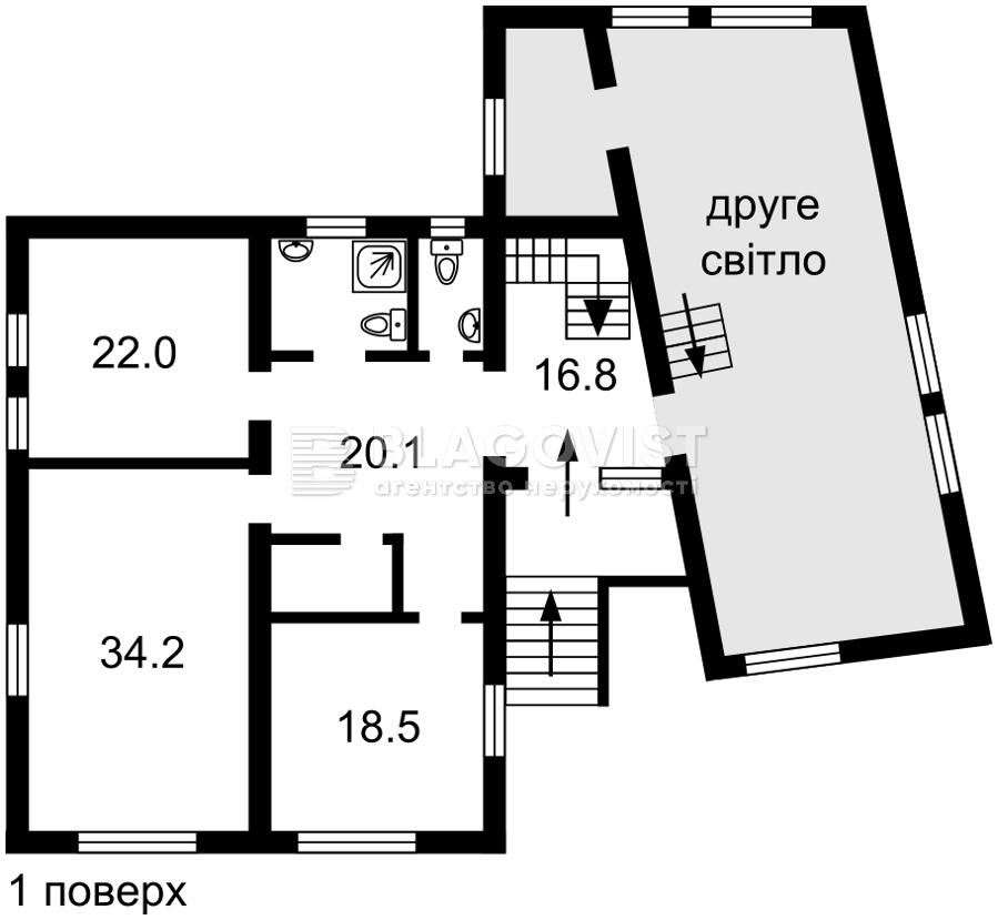 Дом C-108572, Мичурина, Киев - Фото 3