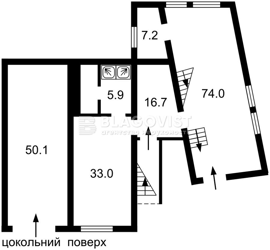 Дом C-108572, Мичурина, Киев - Фото 2