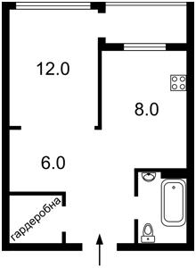 Квартира Глубочицкая, 13, Киев, R-36709 - Фото2