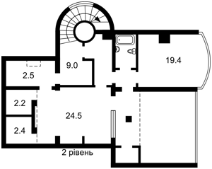 Квартира E-40415, Оболонская набережная, 19, Киев - Фото 3