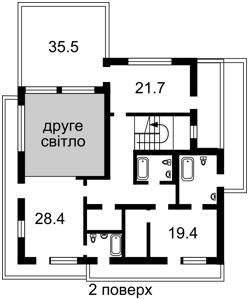 Дом E-40428, Лебедевка (Вышгородский) - Фото 8