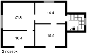 Будинок Підгірці, R-28525 - Фото 3