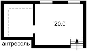 Квартира Городецького Архітектора, 4, Київ, F-44190 - Фото 3