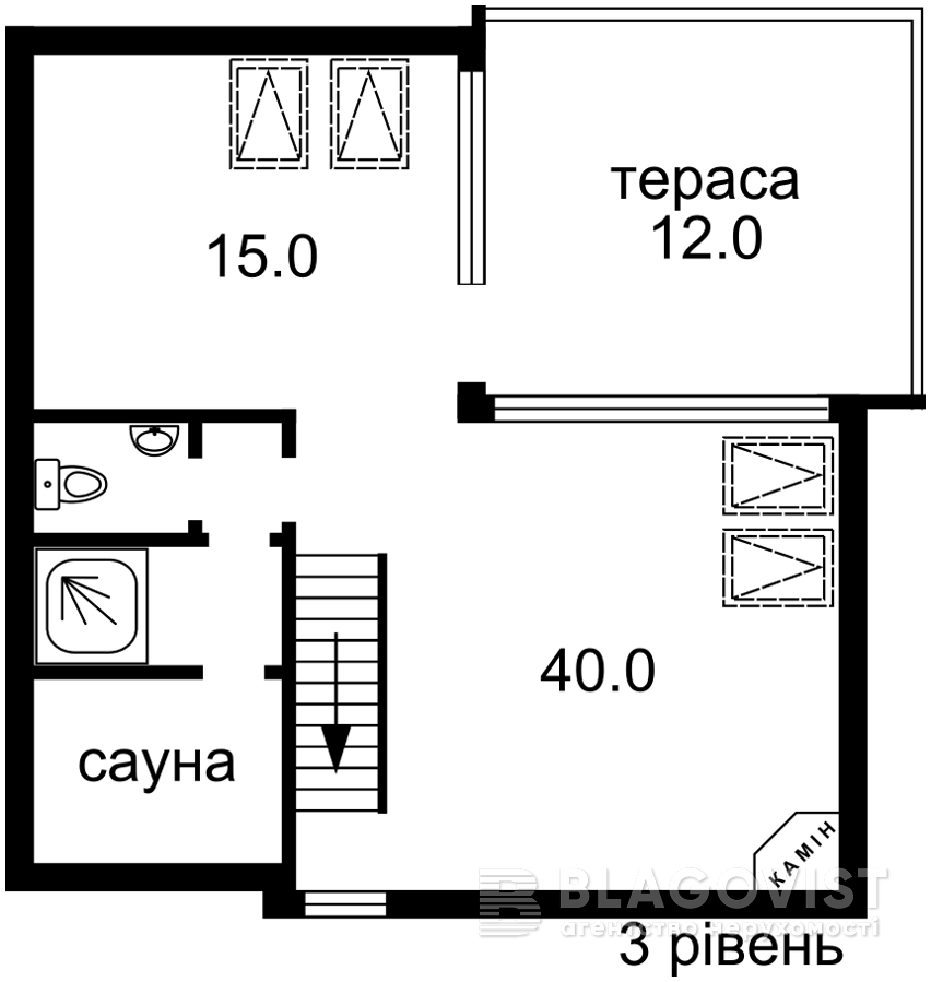 Квартира D-36824, Круглоуниверситетская, 11/19, Киев - Фото 6