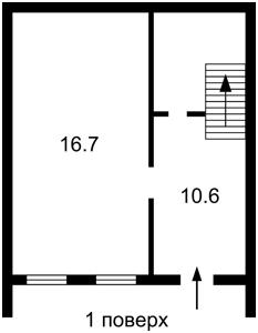 Дом F-44235, Казацкая, Софиевская Борщаговка - Фото 4