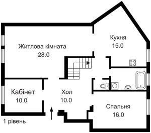 Нежилое помещение, Грушевского Михаила, Киев, H-49043 - Фото2