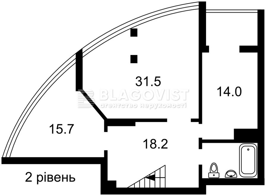 Квартира Z-733842, Микільсько-Слобідська, 3а, Київ - Фото 5