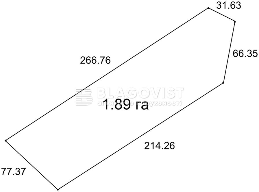 Земельный участок C-108636, Ходосовка - Фото 1