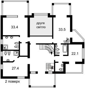 Будинок Гнідин, R-36787 - Фото 4