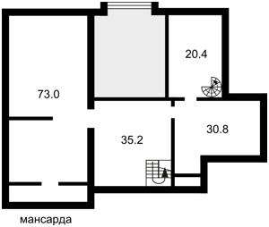 Будинок Гнідин, R-36787 - Фото 5