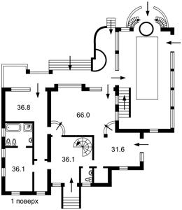 Будинок Гнідин, R-36787 - Фото 3