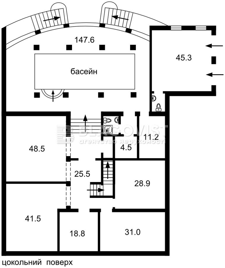 Дом C-108684, Лесники (Киево-Святошинский) - Фото 4