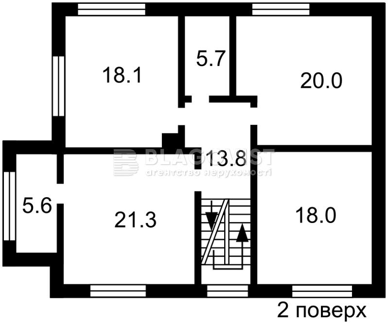 Дом M-38488, Андреевская, Белогородка - Фото 4