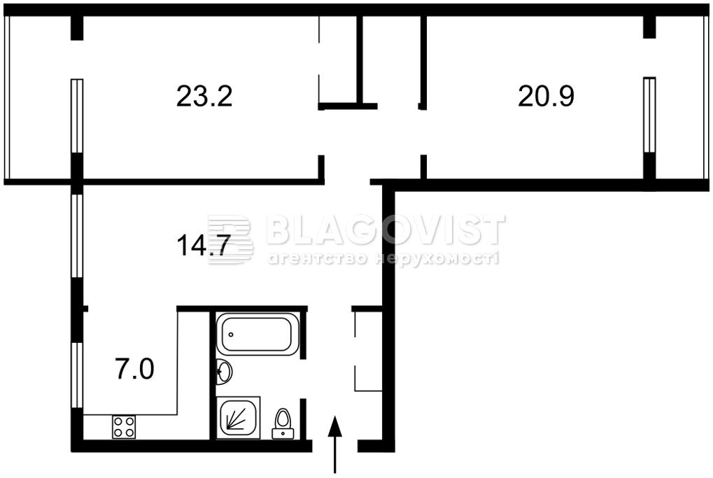 Квартира A-111733, Большая Васильковская, 16, Киев - Фото 5