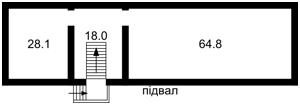Отдельно стоящее здание, Сковороды Григория, Киев, Z-735713 - Фото2