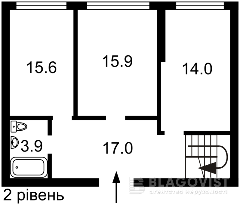 Квартира C-108306, Борщагівська, 152а, Київ - Фото 7